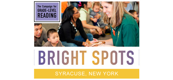 Bright Spots: Syracuse, New York